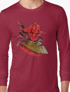 Red Corsair Long Sleeve T-Shirt