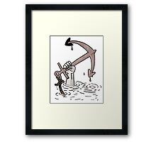 Anchor Framed Print