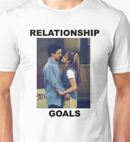 Boy Meets World Relationship Goals Unisex T-Shirt