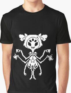 Undertale - Muffet Graphic T-Shirt