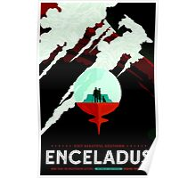 Visions of the future- Enceladus  Poster