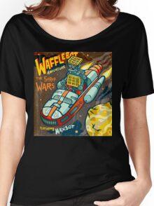 Wafflebot! Women's Relaxed Fit T-Shirt