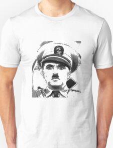 charlie chaplin the great dictator T-Shirt