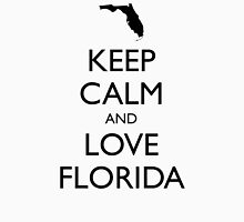KEEP CALM and LOVE FLORIDA Unisex T-Shirt
