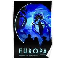 Visions of the future- Europa Poster