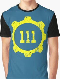 Vault 111 Graphic T-Shirt