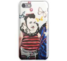Mister Black 1844 iPhone Case/Skin