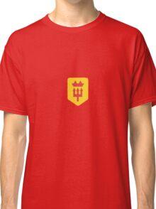 Manchester United Minimalist Football Design Classic T-Shirt