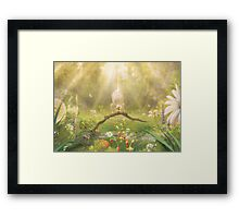 We'll Follow You Forever (24 Left!) Framed Print