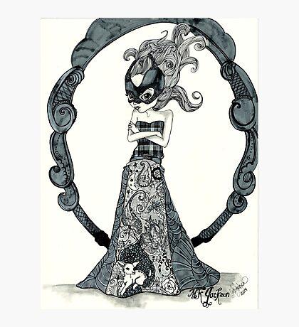 Eleanor Deer In Tuxedo Photographic Print
