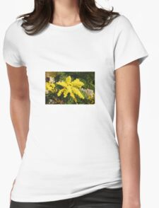 Mimosa Womens Fitted T-Shirt