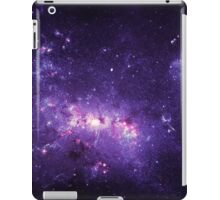Purple star cluster - Space iPad Case/Skin