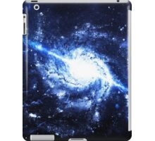 Blue galaxy - Space iPad Case/Skin
