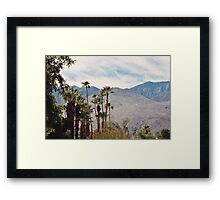 Palm Canyon Drive (Palm Springs) Framed Print