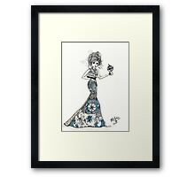Consort Helena Bomb Framed Print