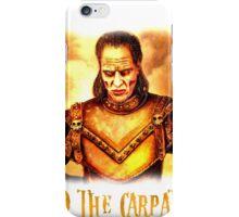 vigo the carpathian- Ghostbusters iPhone Case/Skin