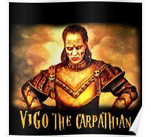 vigo the carpathian- Ghostbusters Poster