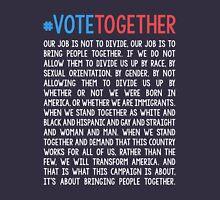 Vote Together Unisex T-Shirt