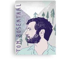 Tom Rosenthal Canvas Print