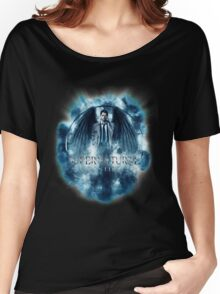 Supernatural Castiel Storm Women's Relaxed Fit T-Shirt