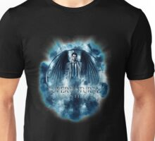 Supernatural Castiel Storm Unisex T-Shirt