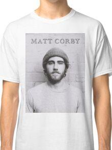 Matt Corby Classic T-Shirt