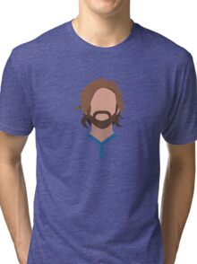Andrea Pirlo Italian Football Design Tri-blend T-Shirt