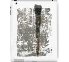 Paintbrush iPad Case/Skin
