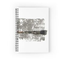 Paintbrush Spiral Notebook