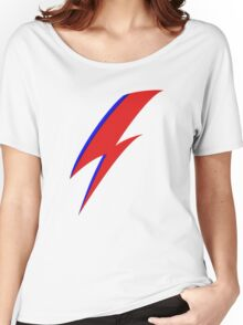 david bowie Women's Relaxed Fit T-Shirt