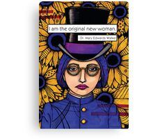 Dr. Mary Edwards Walker Canvas Print