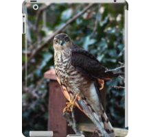 Look back in anger iPad Case/Skin