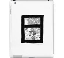 Twilight zone #01 iPad Case/Skin