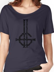 DESTROYED BLACK 2015 Women's Relaxed Fit T-Shirt