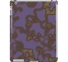 """Branches Swirling - PURPLE""© iPad Case/Skin"