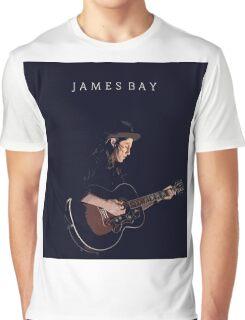 James Bay Graphic T-Shirt