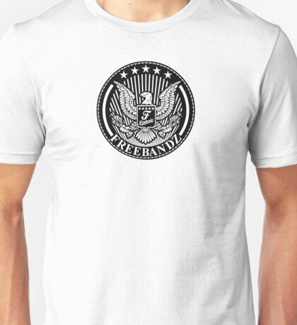 Freebandz Logo Unisex T-Shirt
