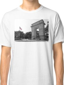 Rosedale Memorial Arch, Kansas City Classic T-Shirt