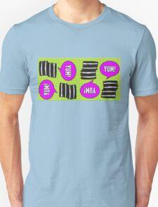 Cookies! Yum Unisex T-Shirt