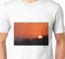 Ashdown Forest Sunset Unisex T-Shirt
