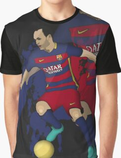Iniesta Graphic T-Shirt