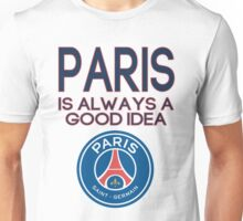 Paris Saint-Germain (PSG) is always a good idea - '15-'16 Away Unisex T-Shirt