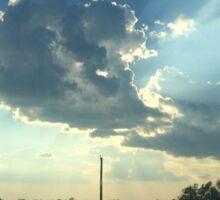 Big Sky Texas Sticker