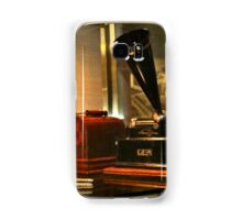 The Sound of Music (Old Phonograph) Samsung Galaxy Case/Skin