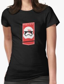 TRAITOR FN-2187 Womens Fitted T-Shirt