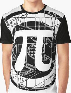 Pi Day Pi Symbol Graphic T-Shirt