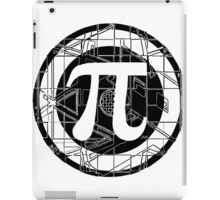 Pi Day Pi Symbol iPad Case/Skin