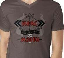 Merc with a Mouth Mens V-Neck T-Shirt