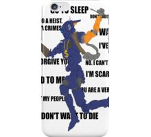 Chappie Quotes iPhone Case/Skin