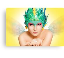 Tooth fairy Canvas Print